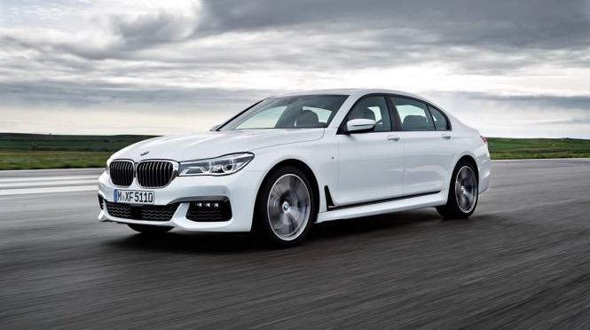 新型BMW7シリーズ
