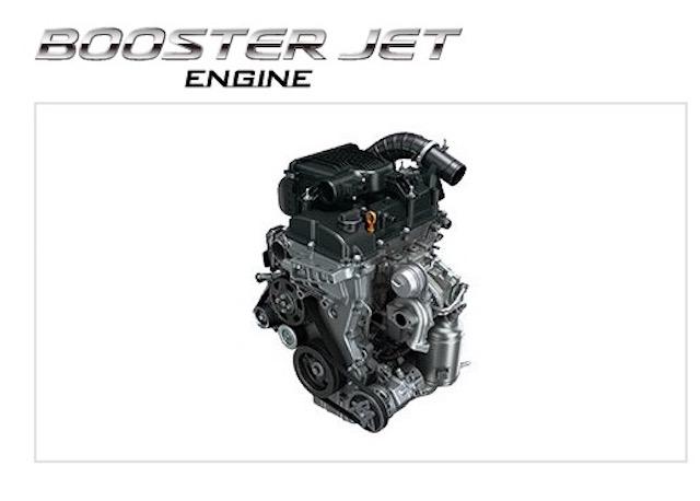 ブースタージェットエンジン