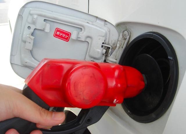 燃費計測WLTPモード