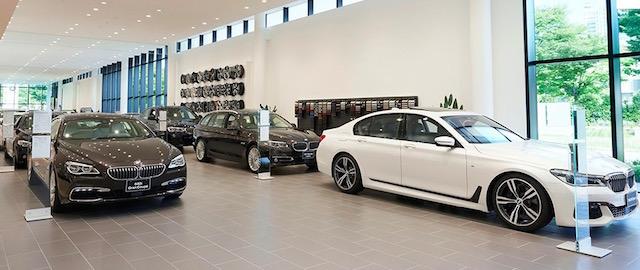 BMWグループ東京ベイ
