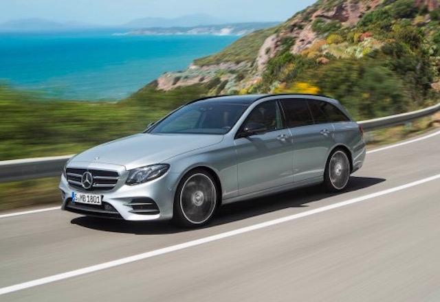 VIEW 8 PHOTOS 2017 Mercedes-Benz E-class Wagon 2017 Mercedes-Benz E-class Wagon
