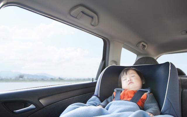 車内の熱中症