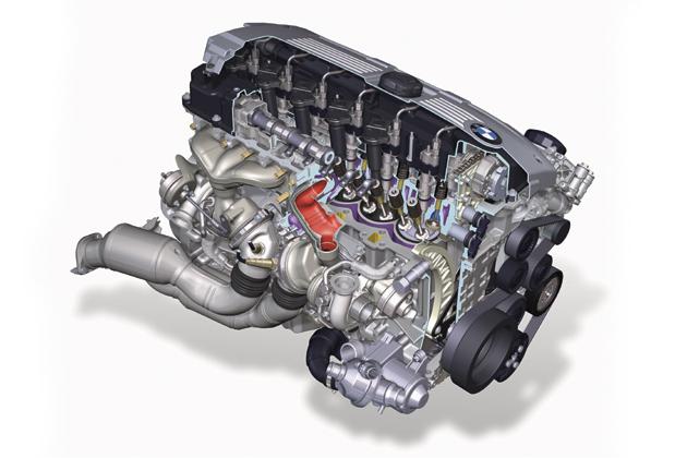 BMW直6エンジン