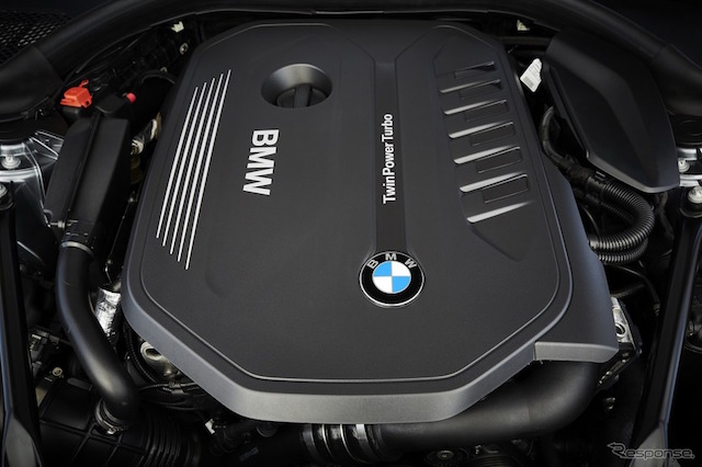 BMW5シリーズ